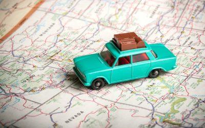 Viajes largos en coche. Consejos.