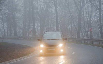 8 Consejos para conducir con niebla.